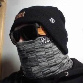 Splinters x CG Facemask